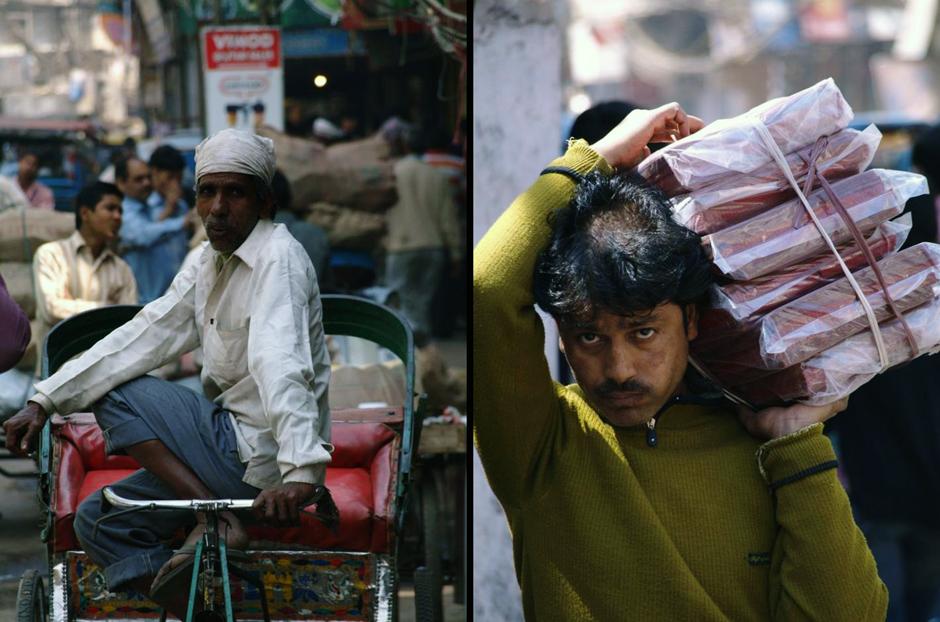 Hindusi w pracy