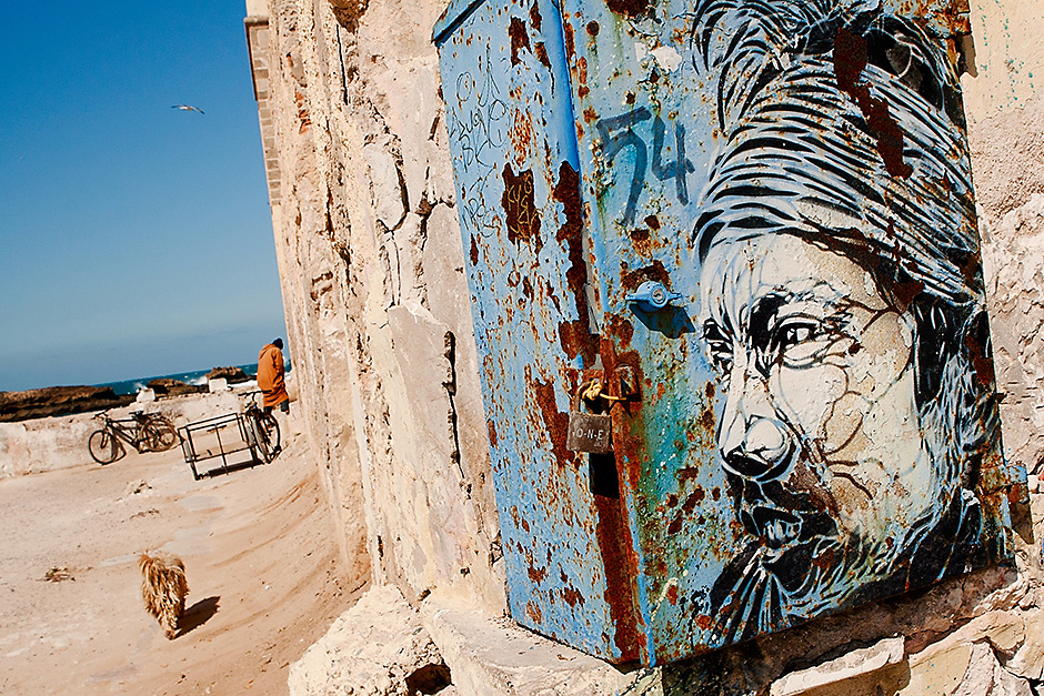 Bob Marley jest popularny w Afryce