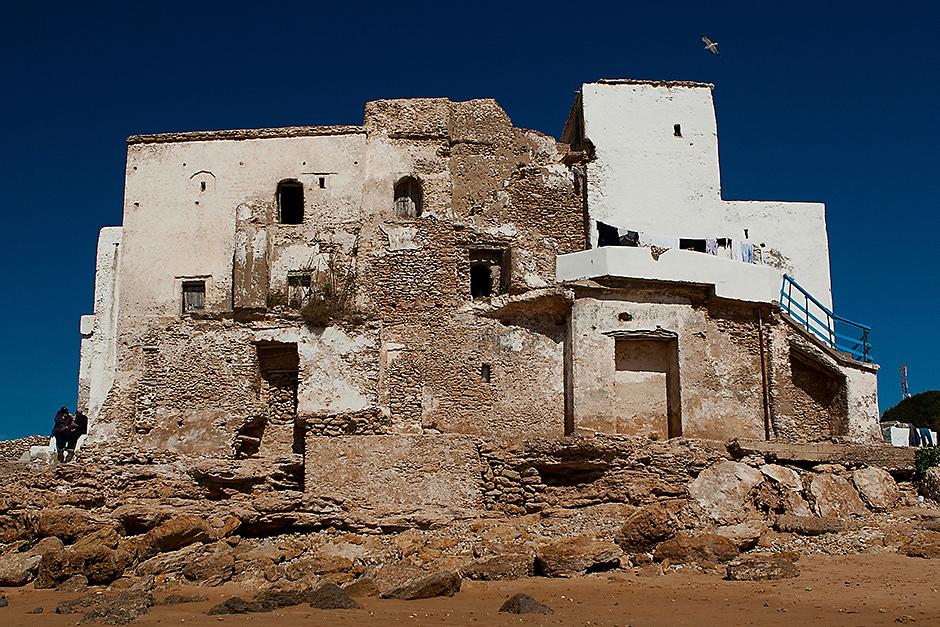 Podróż po Maroku. Sidi Kaouki