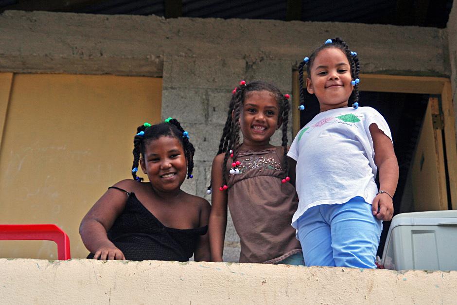 Dziewczyny z Dominikany