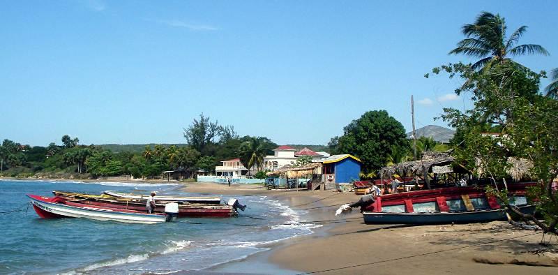 Turystyczne miejsca Jamajki