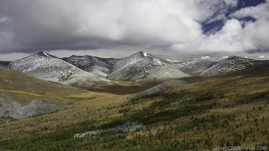 Wyprawa w mongolskie góry