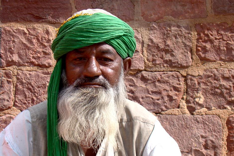 Hinduski starzec