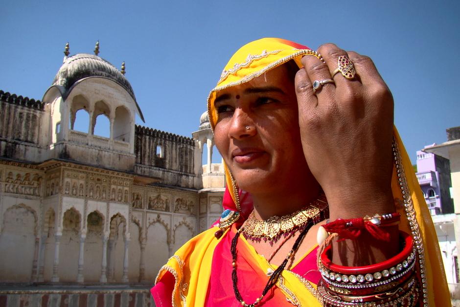 Hinduskie kobiety - zdjęcia z podróży