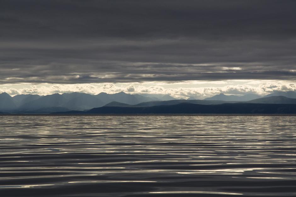 Wzbużone wody Bajkału
