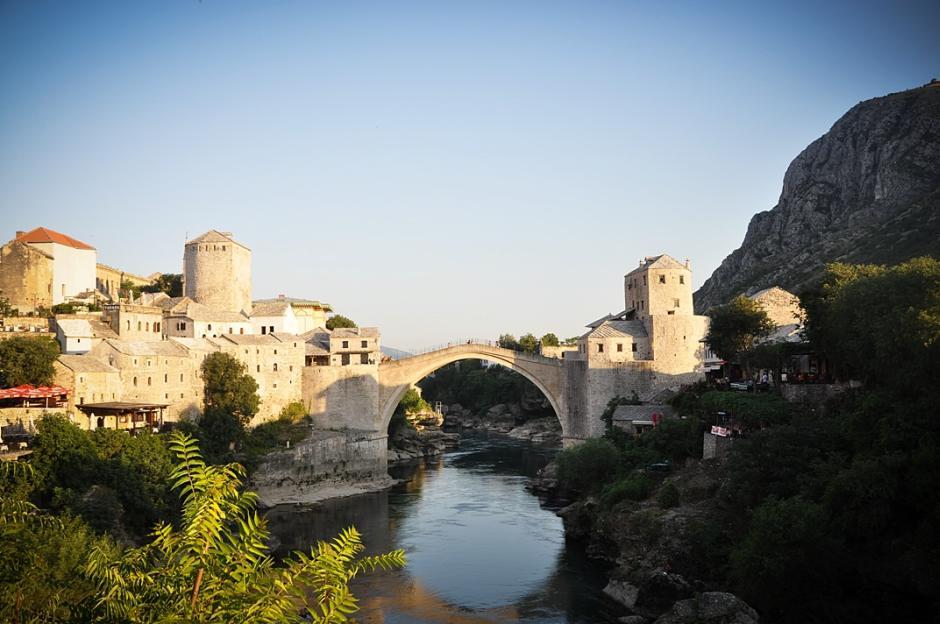 Stary most w Mostar