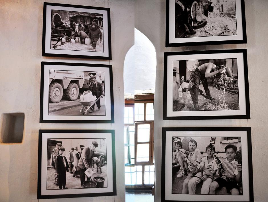 Wystawa fotograficzna Wade'a Goddarda