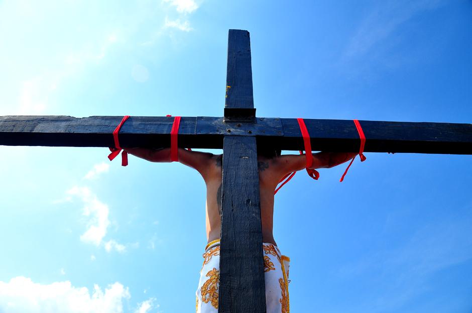 Ceremonia ukrzyżowania Jezusa