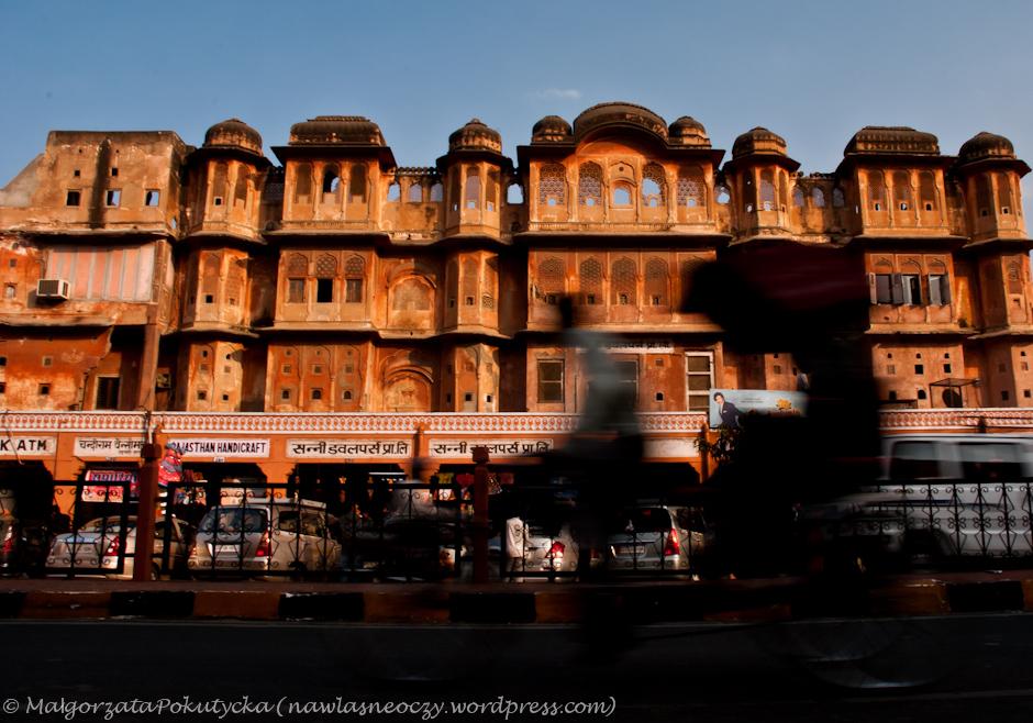 Pałac Wiatrów w Dżajpur