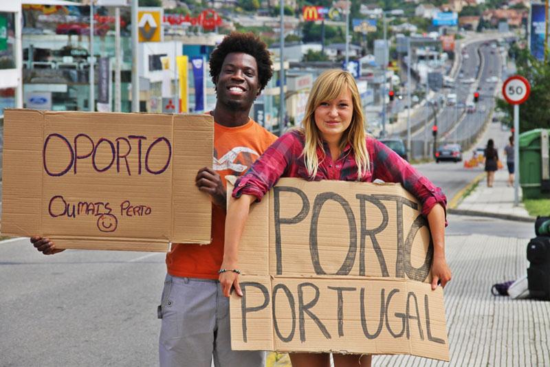 Droga do Porto