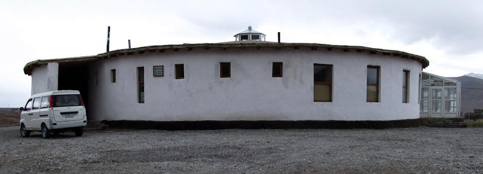 Siedziba ACTED w Tadżykistanie