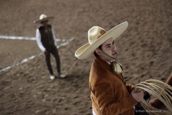 Rodeo w Meksyku