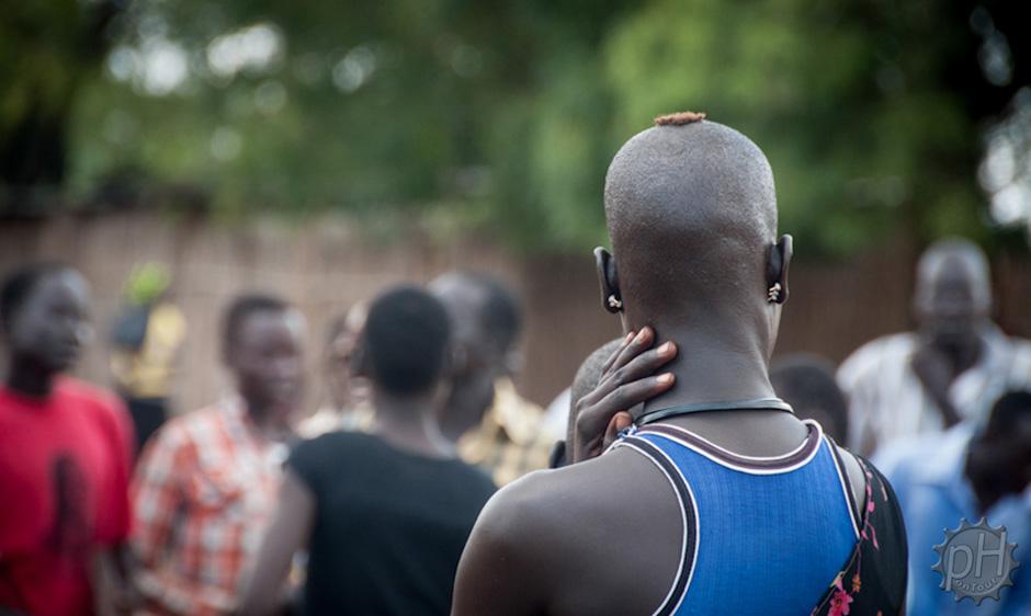 mieszkańcy Mangali