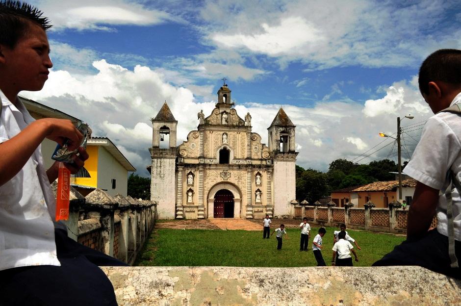 kościół La Merced