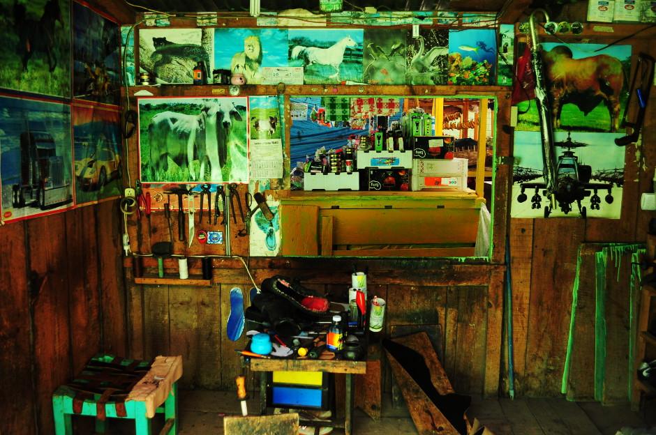 Atelier szewca