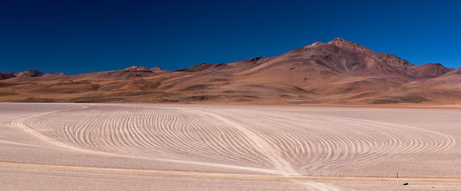 Na salarze w Boliwii