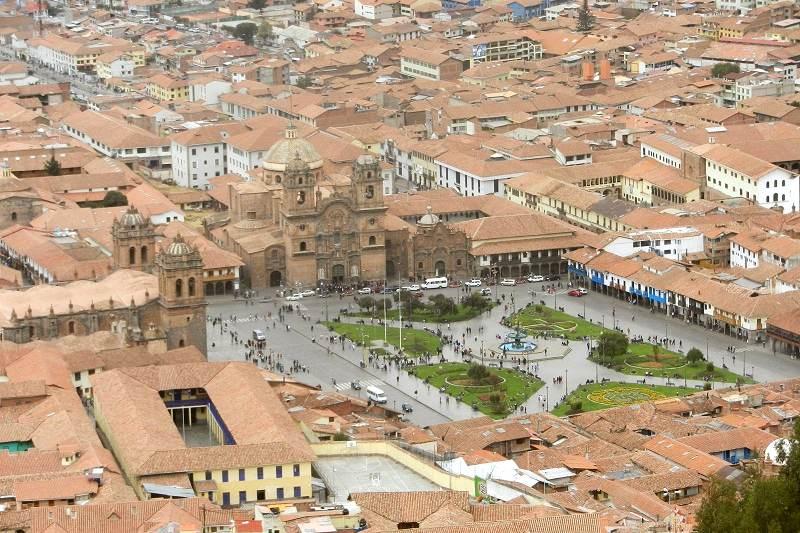 Cusco - podróż po Peru