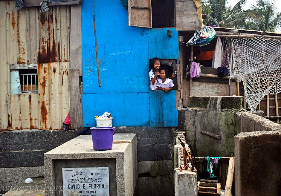 Mali mieszkańcy slumsów