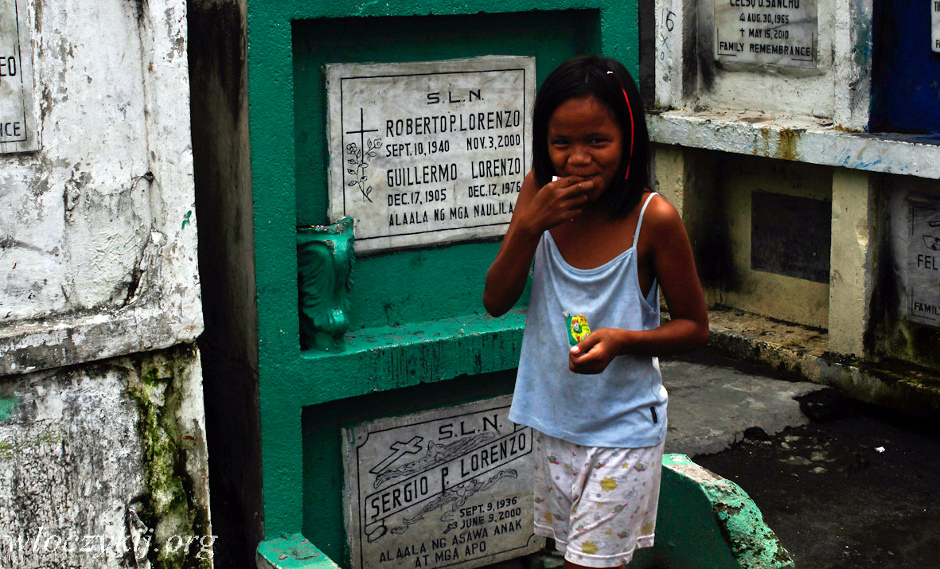 Zdjęcia z Metro Manila na Filipinach