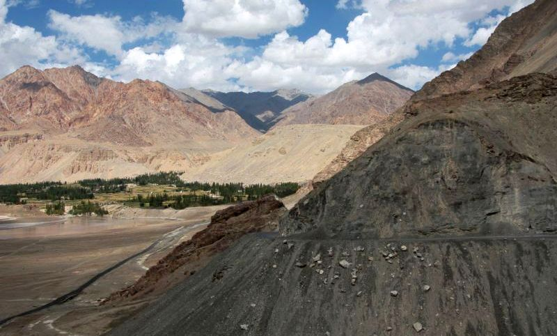 Droga z Leh do Srinagaru