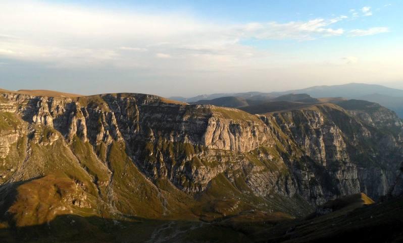 Rumuńskie góry Bucegi