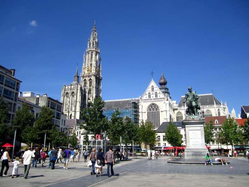 Antwerpia - Groenplaats