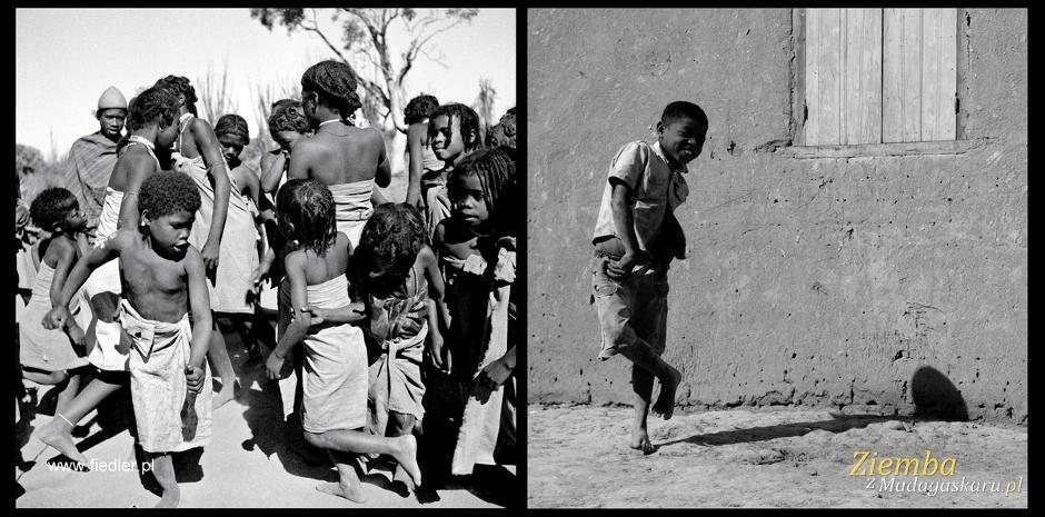Dzieciaki z Madagaskaru. Zdjęcia z podróży