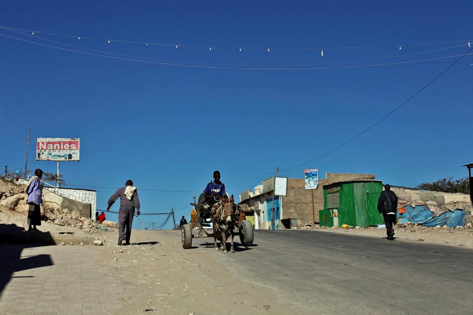 Podróż przez Somalię