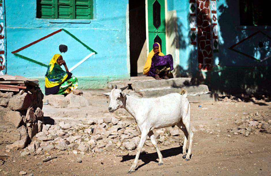 Hargeysa, stolica Somalilandu - zdjęcia