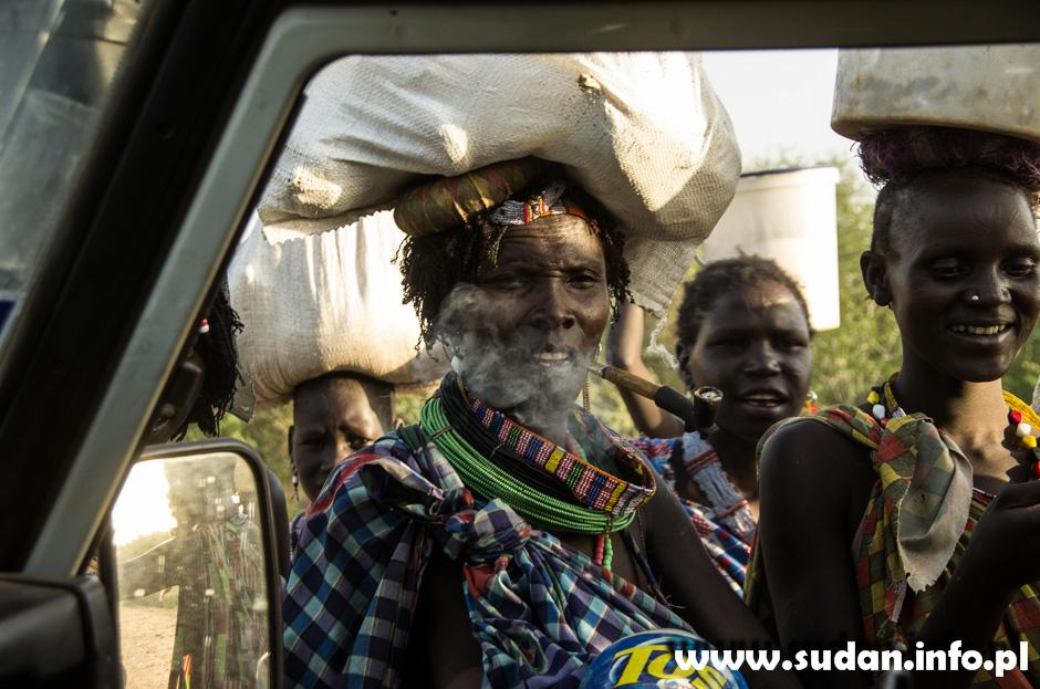 Złoto Toposa - zdjęcia z Sudanu Południowego