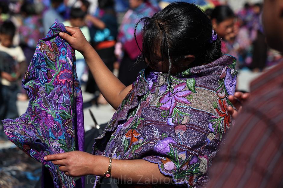Indianki ze stanu Chiapas. Zdjęcia z podróży do Meksyku