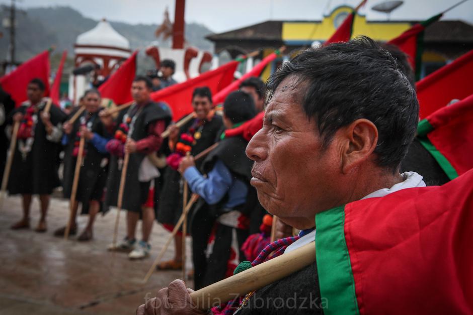 Majowie ze stanu Chiapas - podróż przez Meksyk