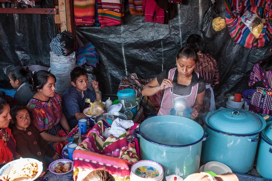 Kuchnia południowoamerykańska. Foto z podróży