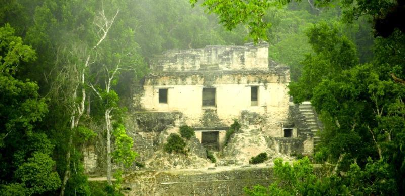 Niezbadane miasta Majów, Gwatemala