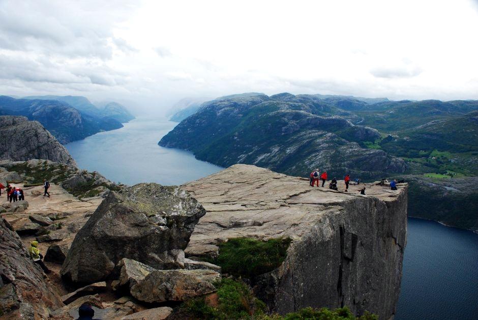 Zdjęcia z podróży do Norwegii