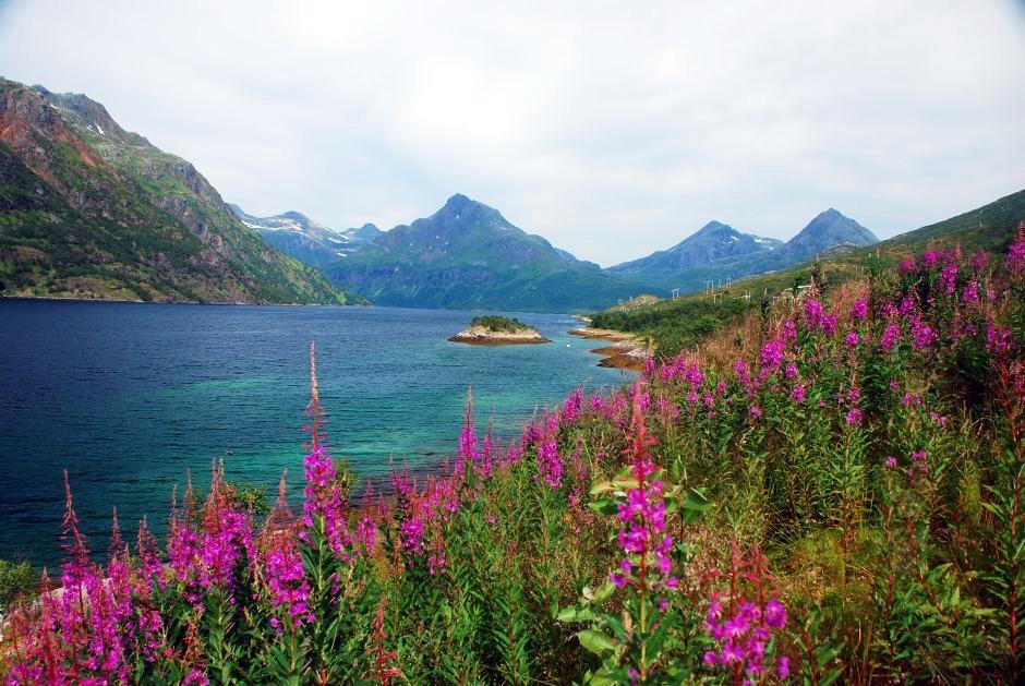 Piękno Norwegii - zdjęcia