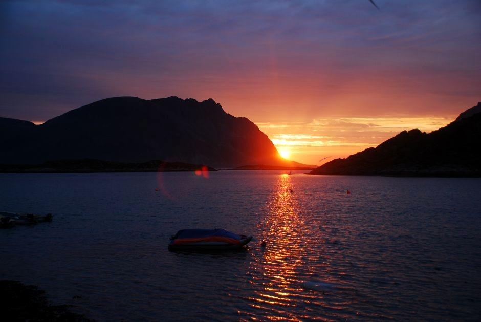 Norweskie Lofoty - foto