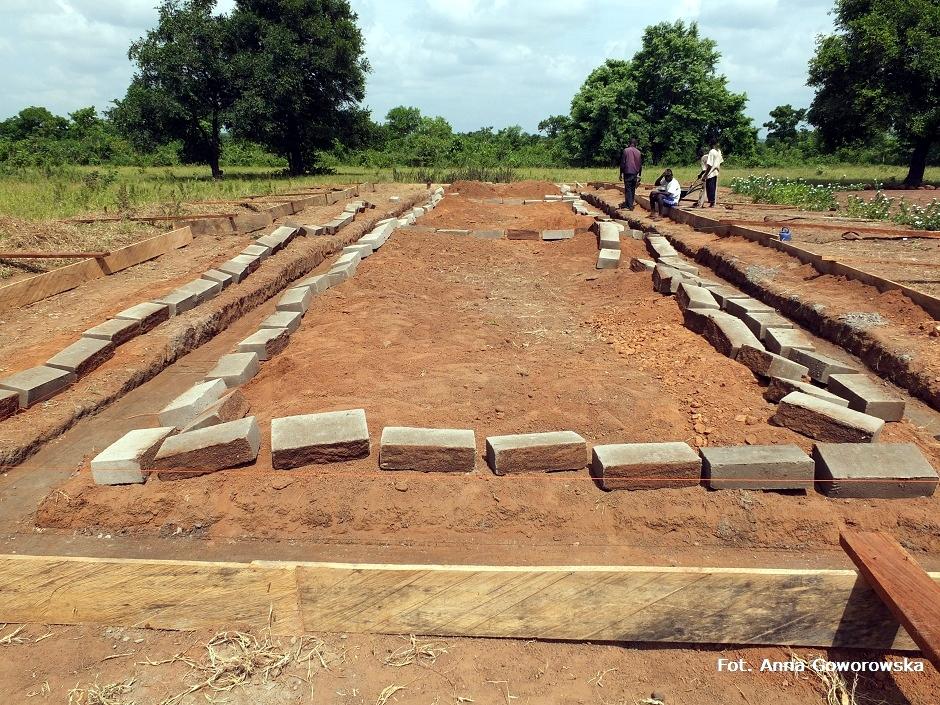 Budowa szkoły im. Ryszarda Kapuścińskiego w Ghanie