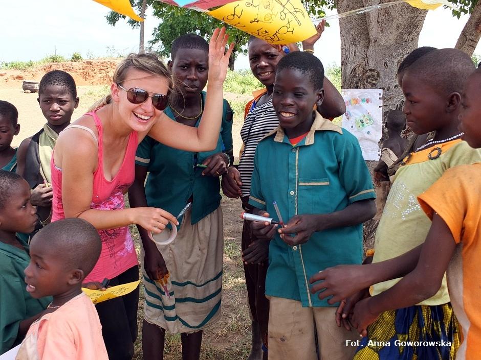 Wolontariat w afrykańskiej szkole w Ghanie