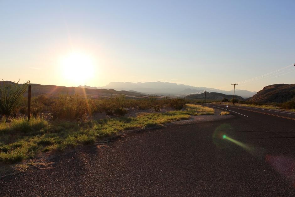 Droga przez Teksas - foto