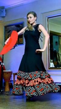 Flamenco w wykonaniu Gosi Moskalewicz