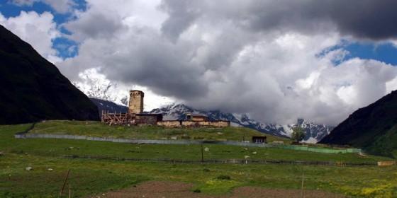 Zdjęcie z Gruzji