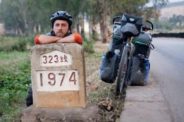 Rowerem przez Syrię