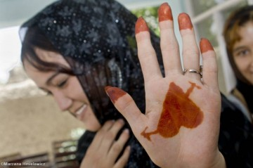 Afgańska kobieta