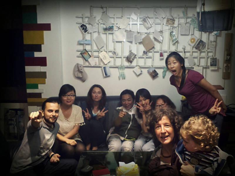 helpx na Tajwanie