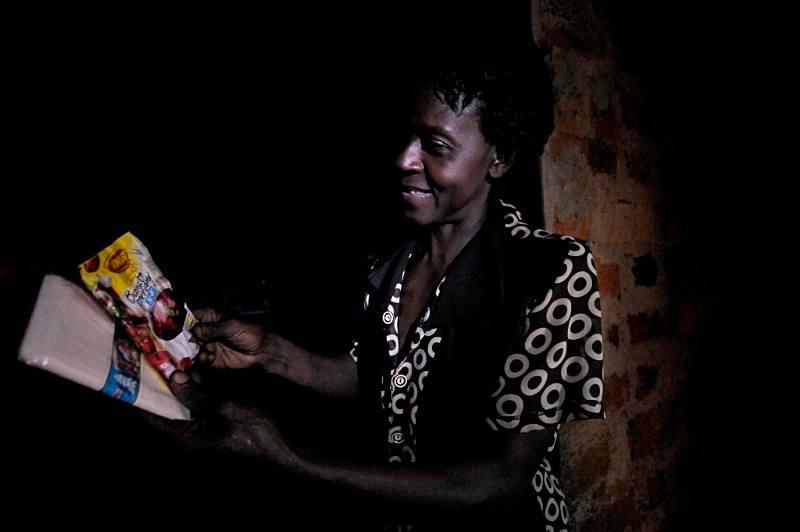 Podróż przez Afrykę - boże narodzenie w Ugandzie