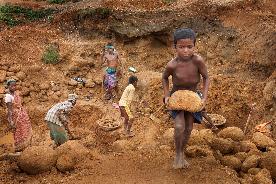 W Bangladeszu pracują nawet dzieci