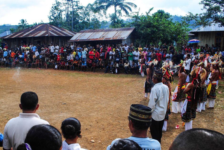 Indonezyjska wioska