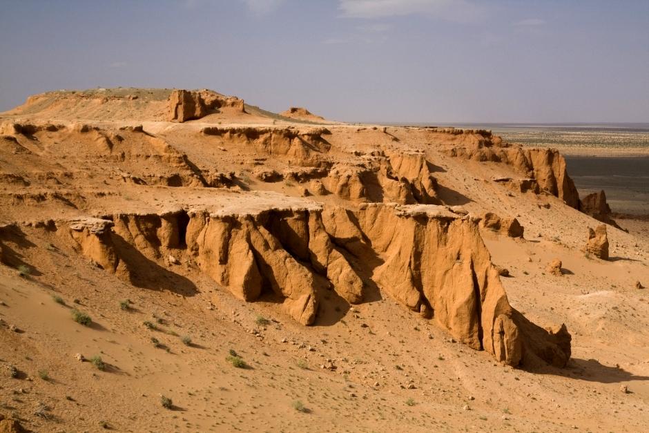 Wczasy w Mongolii - wycieczka na pustynię Gobi