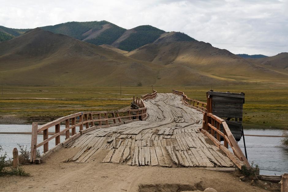 Zdjęcia z podróży przez Mongolię